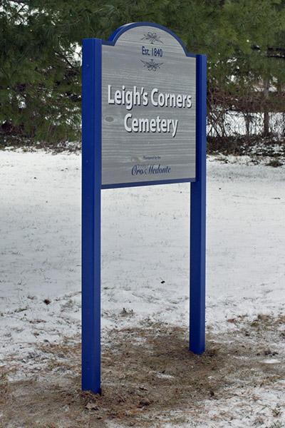 Cemetery, Sign, Sunglaze, Fontasy