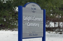 Cemetery, Sign, Sunglaze, Fontasy
