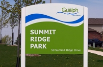 Park ID Sign Guelph 01