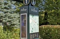 Exterior Information Kiosk